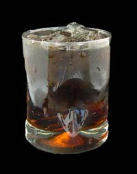 Jack and Coke Drink Photo
