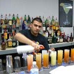 Ramses graduate American Bartending School